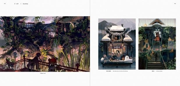 くっか (左)「tropical rium」 (中)「申年の大晦日」 (右)「酉の杜」