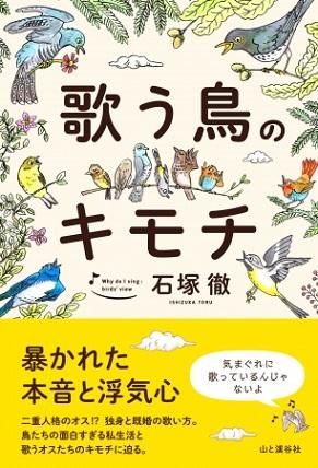 『歌う鳥のキモチ』二重人格のオス!?独身と既婚で歌い方が変わる?歌う鳥たちの面白い生活を紹介!