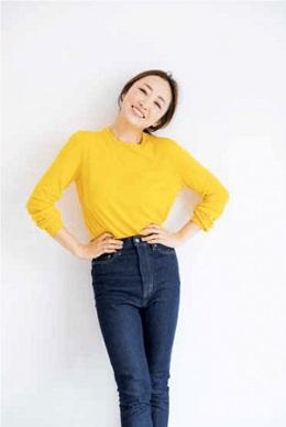家事をするときの服はウエストインで「ウエストのサイズチェック」 美容家・神崎 恵さん