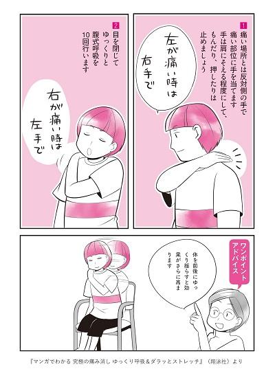 ▲肩痛/五十肩