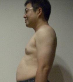 2015年。健康診断の結果からダイエットを決意。