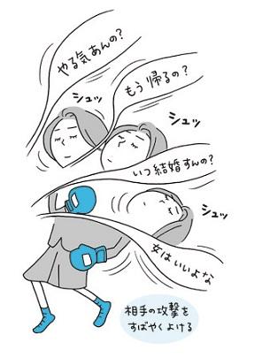 イラスト:上田惣子さん