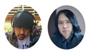 古川日出男さんと町田康さんの「朗読&トークライブ」も開催