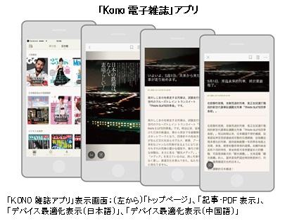 ハースト婦人画報社、集英社など出版社24社が、中国語圏で日本雑誌の電子配信を開始