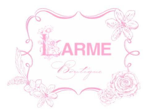 """""""ガーリーの教科書""""女性ファッション誌『LARME(ラルム)』、期間限定ショップをSHIBUYA 109にオープン"""