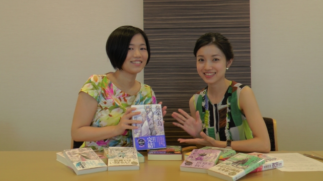 阿部智里さんが新作『弥栄の烏』を発売 人気シリーズ第一部完結編を書き終えた心境、松本清張賞との運命的な出会いを振り返る