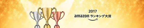 Amazonランキング大賞 2017(年間ランキング)発表 書籍1位は柳澤英子さん、2位は白石麻衣さん