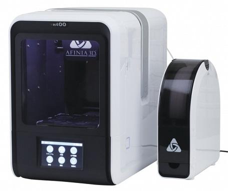 教育用にも適した3DプリンターAFINIA「H400」は「KoKa Shop!」(shop.kodomonokagaku.com)にて販売。
