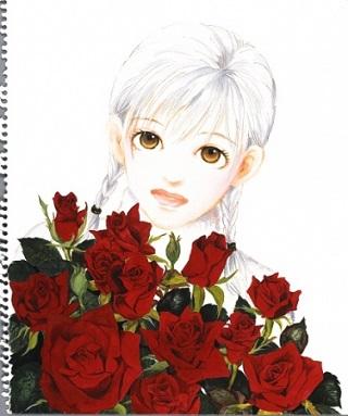 「バラ色の明日」(いくえみ綾)※展示作品イメージ