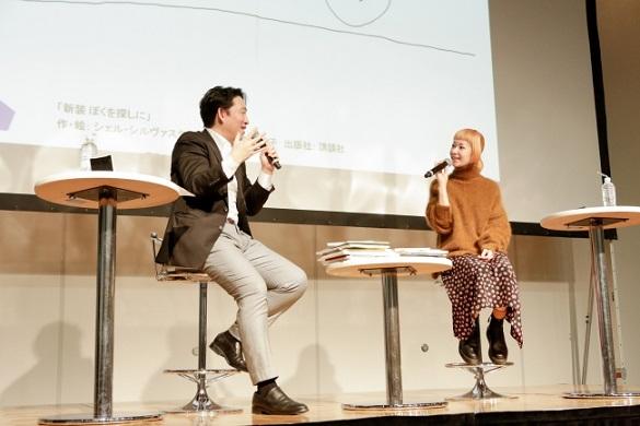 木村カエラさんが絵本を出版へ 「築地本マルシェ」絵本ナビ・金柿秀幸さんとの対談で語った絵本への思いとは