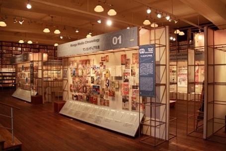 ▲画像提供:京都国際マンガミュージアム