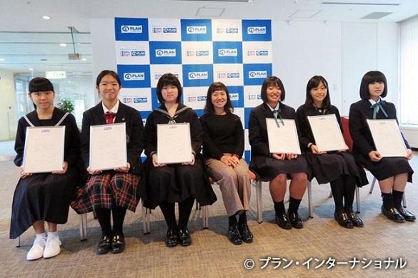 角田光代審査委員長と2017年の受賞者