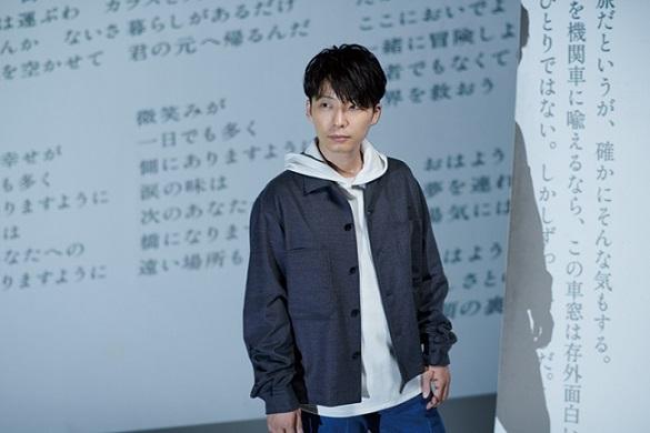 特集写真:江森康之さん