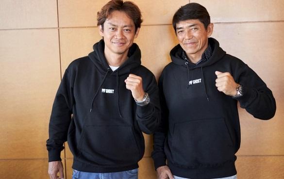脇阪寿一さん(左)・山野哲也さん(右)