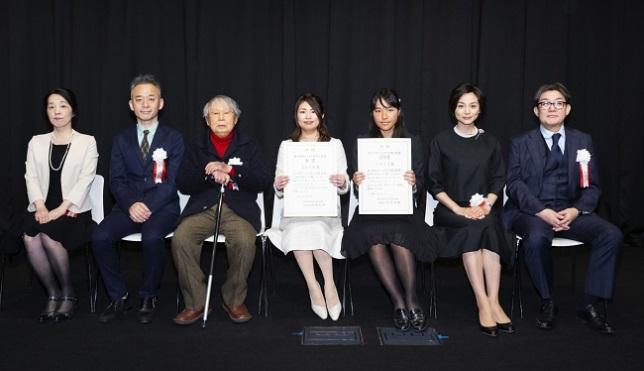 「第7回角川つばさ文庫小説賞」贈賞式