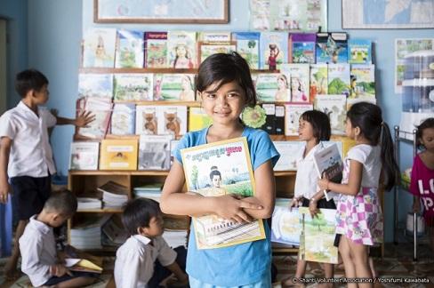 本を知らないアジアの子どもたちのための「絵本を届ける運動」が絵本を募集中