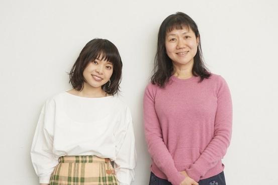 女優・岸井ゆきのさん×作家・角田光代さん 映画『愛がなんだ』主演&原作者が今語るべき「愛ってなんだ?」