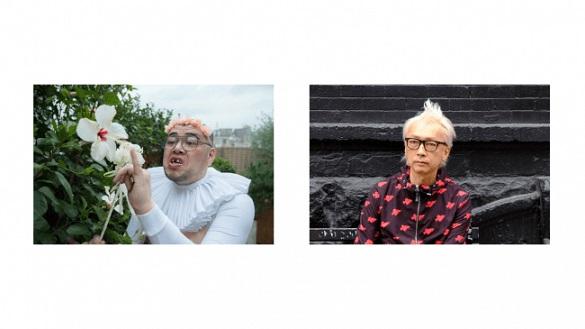 野性爆弾・くっきーさん初のアートブック『くっきずむ』刊行記念!トークイベントを開催 箭内道彦さんがゲスト