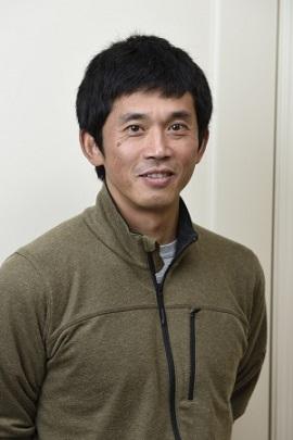 ▲角幡唯介さん/撮影:朝日新聞社