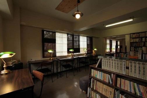 自由に本にメモができる図書館「私設図書館 栗茶庵」が大分市に開館