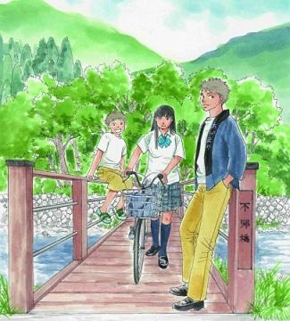 『海街dairy』の完結から約1年ぶり、吉田秋生さん「詩歌川百景(うたがわひゃっけい)」が『月刊フラワーズ』で連載開始