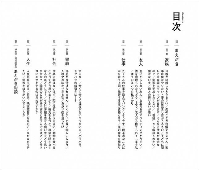 「押井守の人生のツボ」押井守/著(東京ニュース通信社発行)