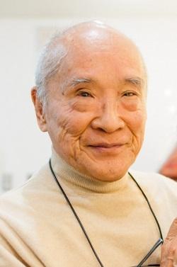 谷川俊太郎さん (c)深堀瑞穂