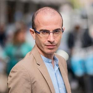 ユヴァル・ノア・ハラリ(Yuval Noah Harari)さん