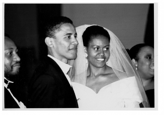 Courtesy of the Obama-Robinson Family Archive