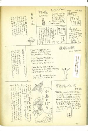 恩田陸さんがデビュー前に書いていたイラスト満載の超個人的な直筆創作ノート全24ページを公開へ!