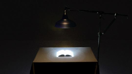 「文喫」×東京工芸大学芸術学部インタラクティブアート研究室が「絵そらごと文庫」を展示