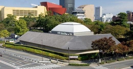 松本清張記念館(福岡県北九州市小倉北区) (c)北九州市立松本清張記念館