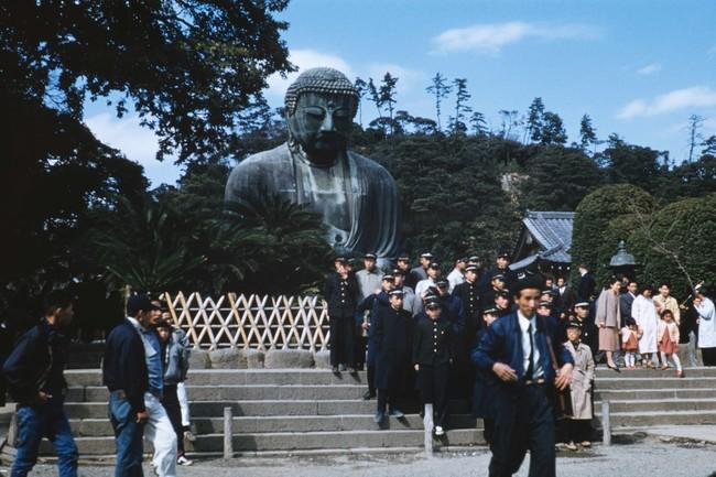 神奈川 (c)光文社/新書『秘蔵カラー写真で味わう60年前の東京・日本』/J・ウォーリー・ヒギンズ