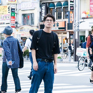 写真家・金川晋吾さん