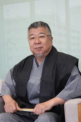 著者の畠山健二さん
