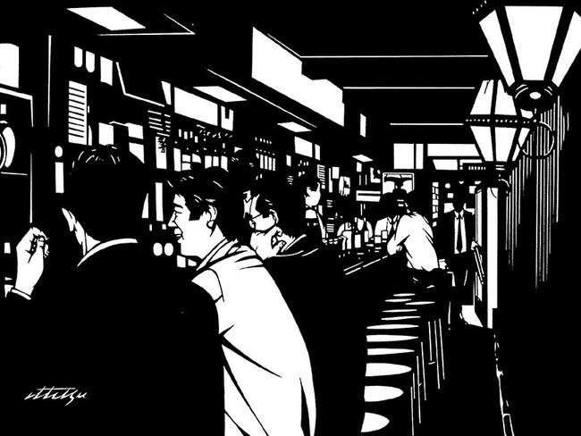 十三トリス〈大阪〉1993年