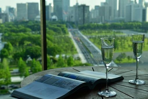 「文喫」×パレスホテル東京が選書付き宿泊パッケージの販売をスタート