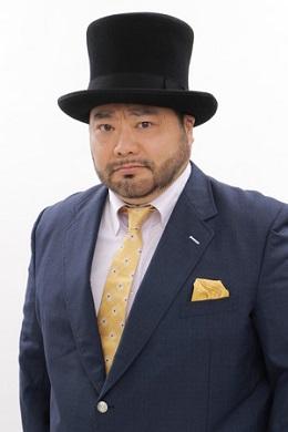 髭男爵の山田ルイ53世さん