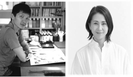長田真作さん×小泉今日子さんオンライントークイベント「子どものアート脳を育てよう」が開催
