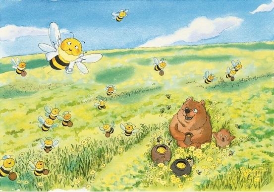 第4回「ミツバチの絵本コンクール」ストーリー部門の入賞作品が決定!