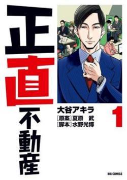 (c)大谷アキラ/夏原武/水野光博/小学館『ビッグコミック』連載中