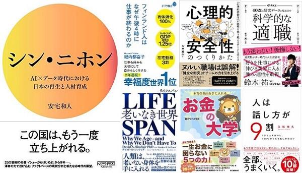 読書好きのビジネスパーソンが選ぶ「日本一のビジネス書」が決定!