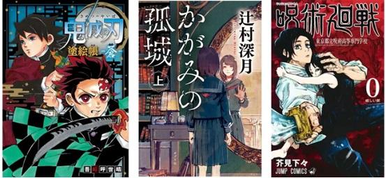 「honto」2021年3月月間ランキング 辻村深月さん本屋大賞受賞作『かがみの孤城』文庫版 上巻が総合1位