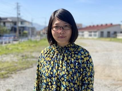 小川真利枝さん