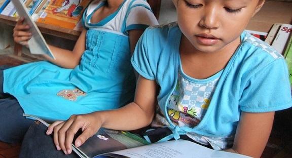 ラオスの学校に図書室を! NPO法人「ラオスのこども」がクラウドファンディングを実施中!