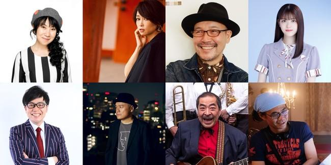 TOKYO FMの深夜のガチ生トーク番組『TOKYO SPEAKEASY』に久住昌之さん×吾妻光良さんが登場
