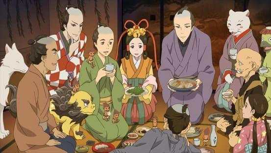 「しゃばけ」20周年を記念したスペシャルアニメが公開!