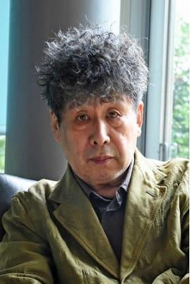 横尾忠則さん((c)角南範子)
