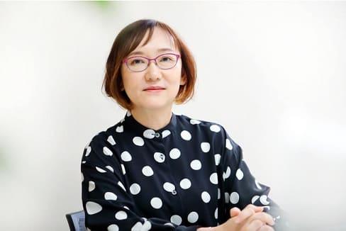 窪美澄さん (C)中林香