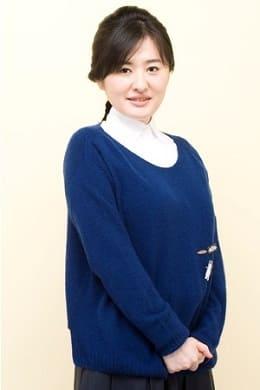 柚木麻子さん (C)岡本あゆみ